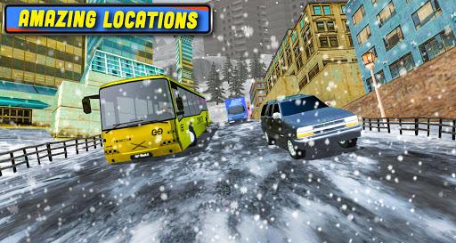 Code Triche Simulateur de bus urbain 2019: jeu de conduite mod apk screenshots 4