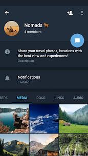 Telegram X ( Challegram Apk ) 5
