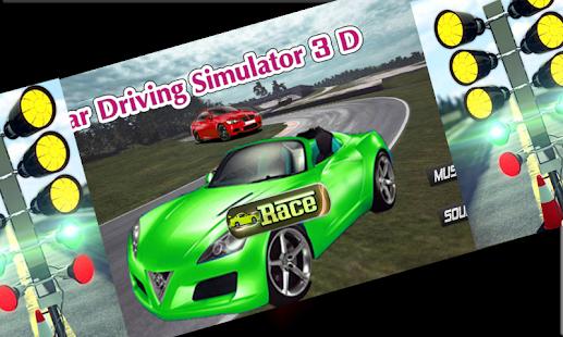 Car Driving Simulator 3D screenshot 2