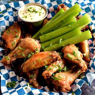 Salt and Pepper Wings Recipe