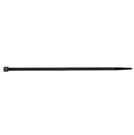 Buntband 150x3,6mm svart 100/f