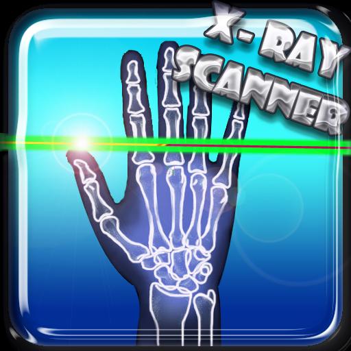 Xray Joke Scanner 休閒 App LOGO-APP開箱王