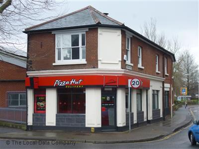 Pizza Hut Delivery On Kingston Crescent Pizza Takeaway In