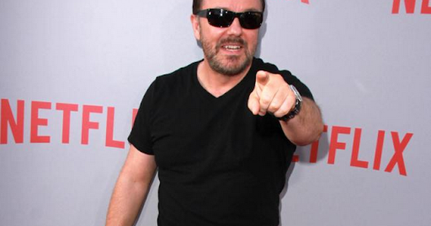 Ricky Gervais wants Celebrity Big Brother appearance