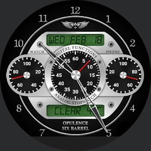 WatchMaker Watch Faces- screenshot thumbnail