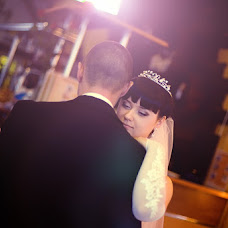 Wedding photographer Oleg Minibaev (OlegMinibaiev). Photo of 25.01.2013