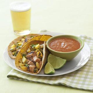 Pineapple Pork Tacos