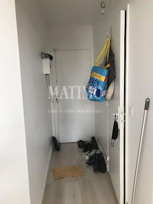 Vente studio 19,4 m2