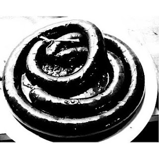 Chestnut Flour Boudin.