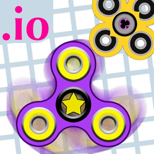 figet.io spinner game - skin mode for spinz.io