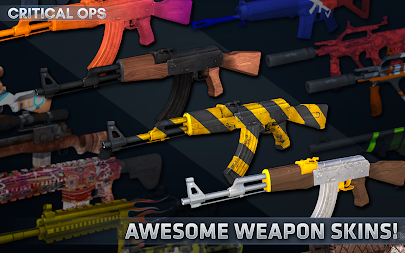 Critical Ops APK screenshot thumbnail 18