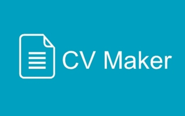CV Maker Free - Chrome Web Store