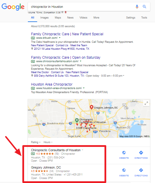 how to check my website ranking on search engines