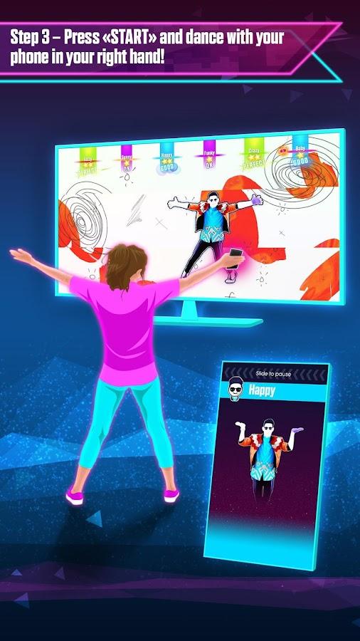 Just Dance Controller – Bexdyie