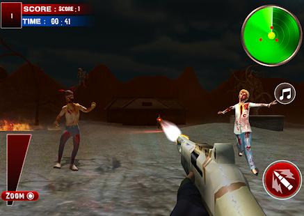 Sniper Zombie Killer - náhled