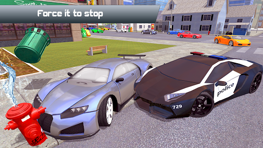 NY Police Chase Car Simulator - Extreme Racer 1.4 screenshots 16