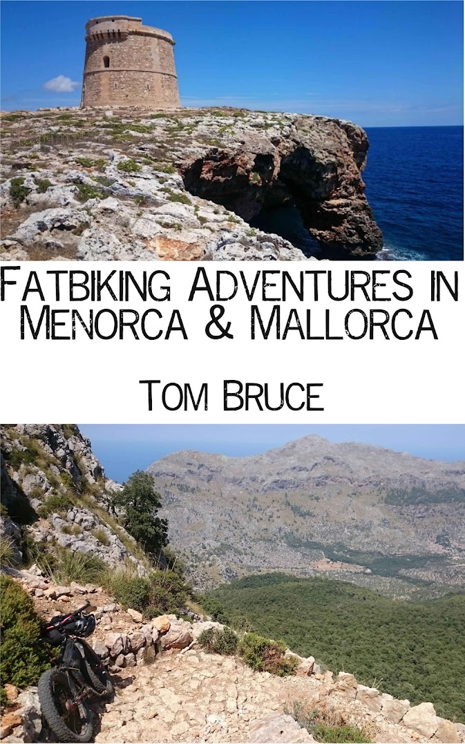 Fatbiking Adventures in Menorca and Mallorca