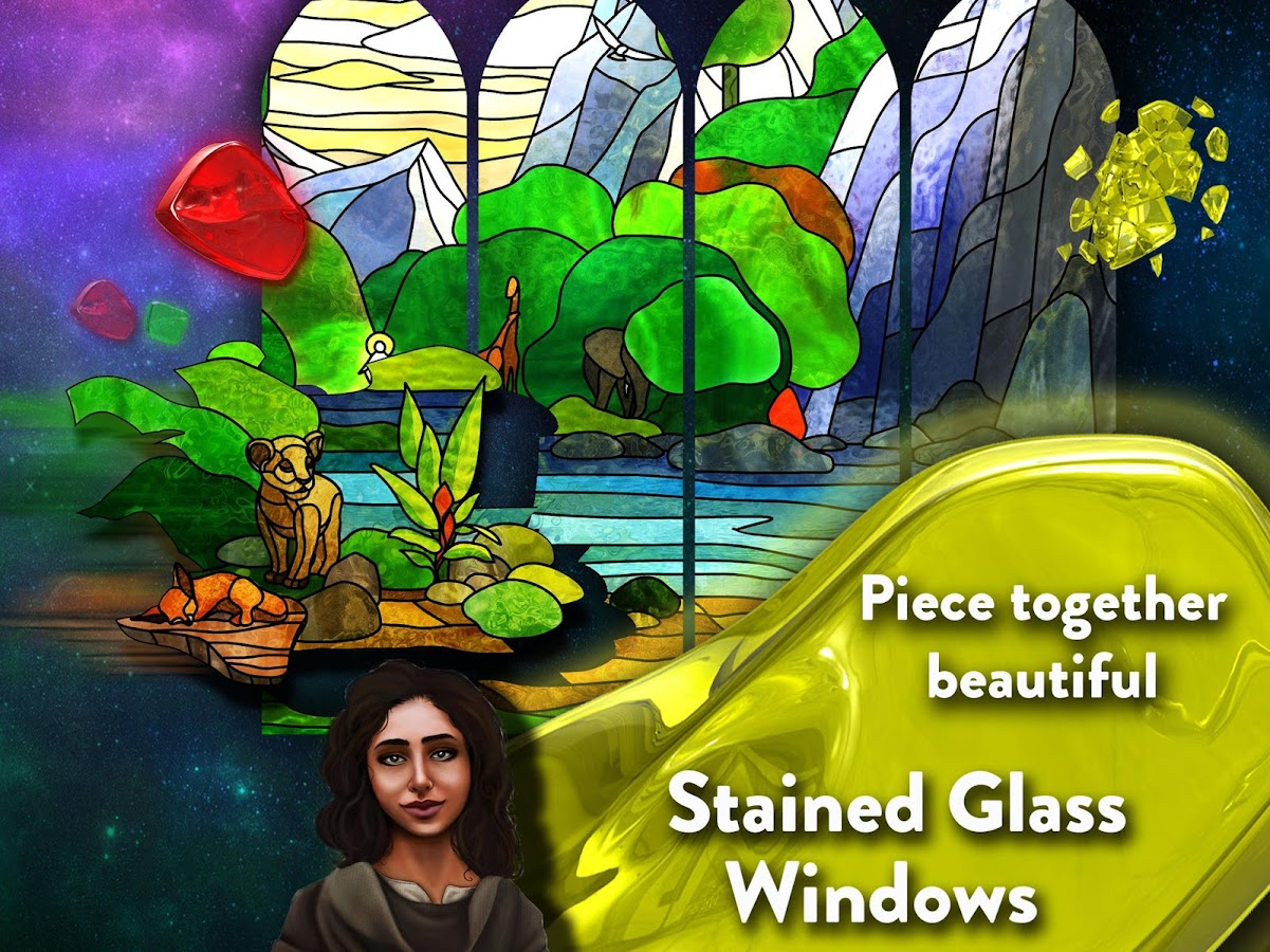 Stained Glass- screenshot