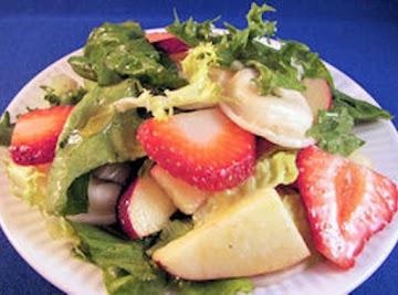 Litha Apple Tortellini Salad Recipe