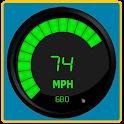 Cool Digital Speedometer icon