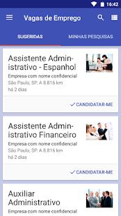 InfoJobs - Vagas de empregos - náhled