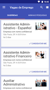 App InfoJobs - Vagas de emprego, salários e avaliações APK for Windows Phone