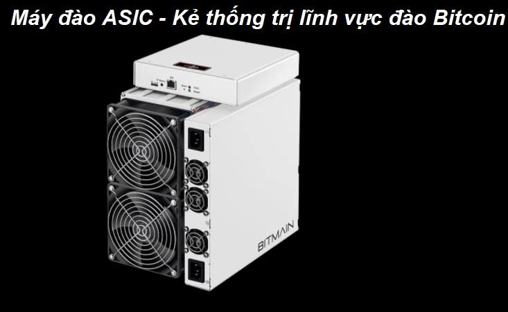 Máy đào Bitcoin ASIC