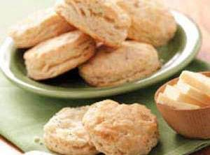 Onion Poppy Seed Biscuits Recipe