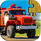 Cars, Trucks, & Trains Puzzles