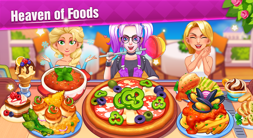 Cooking Family :Craze Madness Restaurant Food Game 1.38 screenshots 2