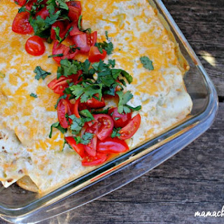 Breakfast Taco Enchiladas