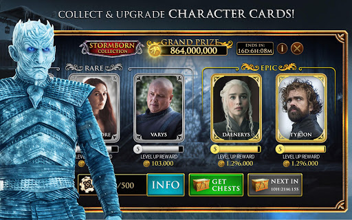 Game of Thrones Slots Casino - Free Slot Machines apktram screenshots 11