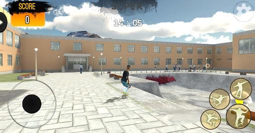Freestyle Extreme Skater: Flippy Skate screenshots 22