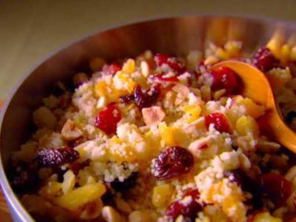 Cherry Walnut Couscous Pudding Mix Recipe
