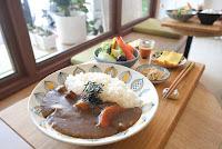 栗野朝午食