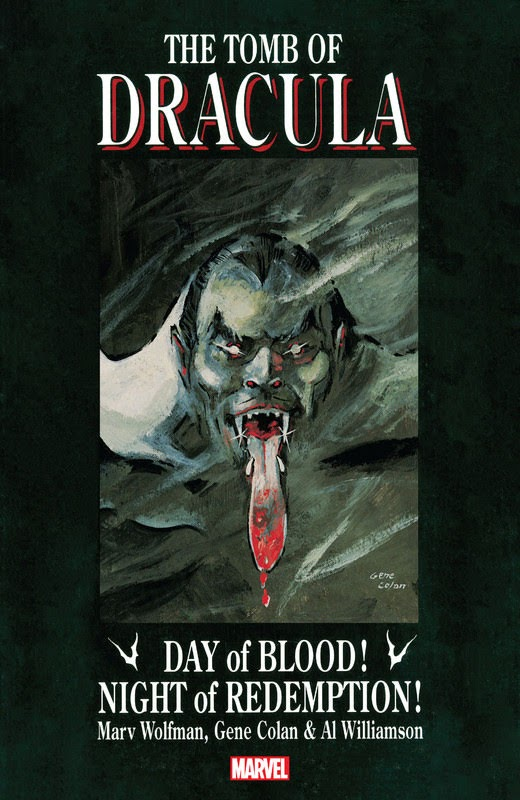 The Tomb of Dracula: Day of Blood! Night of Redemption! (2019)