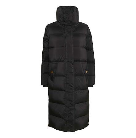 Part Two Storm coat black