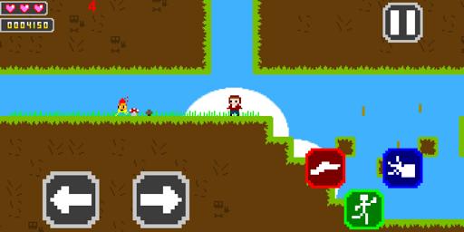 Freesur 8 bit retro game APK MOD screenshots hack proof 2
