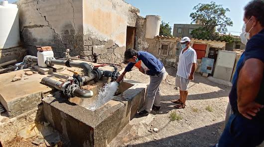 """Cazorla: """"Animo a alegar masivamente contra el 'tarifazo' del agua"""""""
