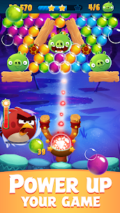 Angry Birds POP Bubble Shooter 4