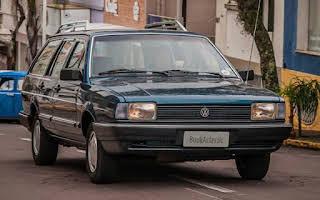 Volkswagen Quantum CL 2000 Rent Rio Grande do Sul