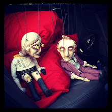 Photo: Marionettes resting