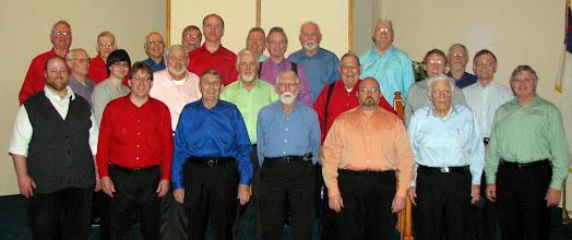 Photo: Maple City Barbershop Chorus