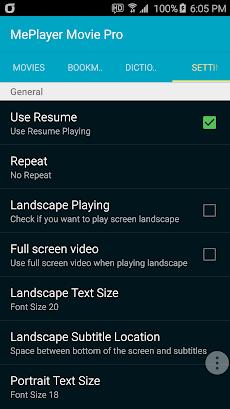 MePlayer Movie Pro Playerのおすすめ画像3