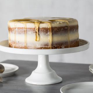 Lemon Prune Cake Recipe