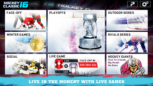 Hockey Classic 16  screenshots 5