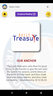 Daily Treasure Devotional for PC-Windows 7,8,10 and Mac apk screenshot 6