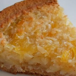 Pineapple Coconut Pie.