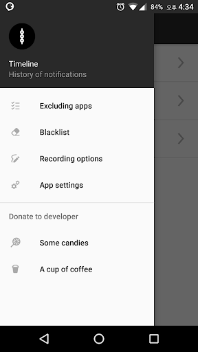 Notification history - Timeline 3.3.5 gameplay | AndroidFC 1