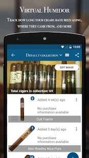 Sigaro - Cigar Discovery- screenshot thumbnail